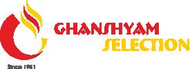 Ghanshyam Selections Logo